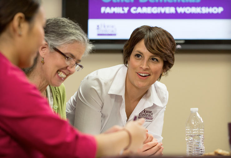 Teaching the Family Caregiver Workshop.